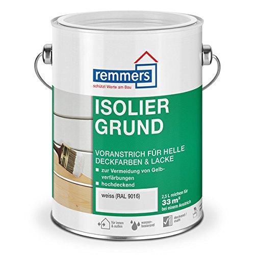 Remmers Isoliergrund weiß RAL 9016 (750 ml)