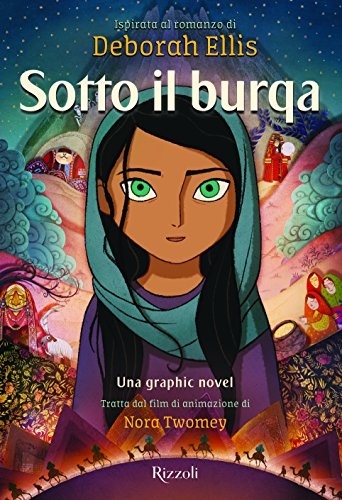 scaricare ebook gratis Sotto il burqa. Una graphic novel PDF Epub