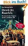 Chronik des Mauerfalls - Die dramatis...