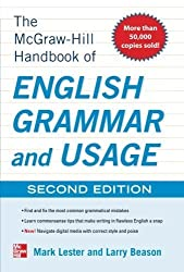 McGraw-Hill Handbook of English Grammar and Usage, 2nd Edition: With 160 Exercises by Lester, Mark, Beason, Larry (2012) Paperback