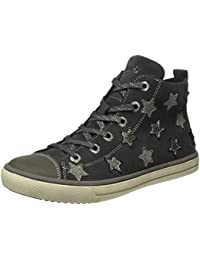 Lurchi Mädchen Starlet-Tex Hohe Sneakers
