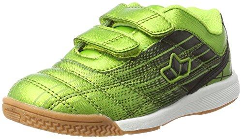 Lico Rockfield V, Chaussures de Fitness Garçon, Vert (Gruen/Schwarz),