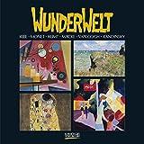 Wunderwelt - Broschur Kalender 2017 - Korsch-Verlag - offen 30 cm x 60 cm