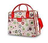 Koo-di Maternity Weekender Bag (Cherry Swirl)