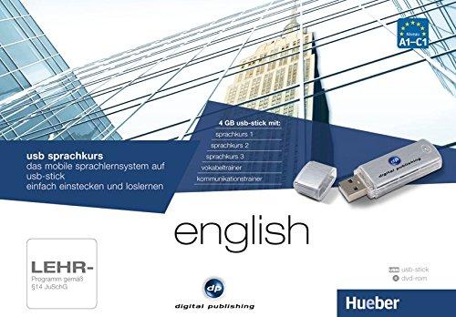 Preisvergleich Produktbild Interaktive Sprachreise: USB-Sprachkurs Englisch