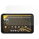 atFolix Schutzfolie für Trekstor Volks-Tablet 3G (2.Generation) Displayschutzfolie - 2 x FX-Antireflex blendfreie Folie