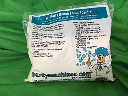 Powder Pack (Schaumstoff Powder Pack für einem Schaumstoff Maschine)
