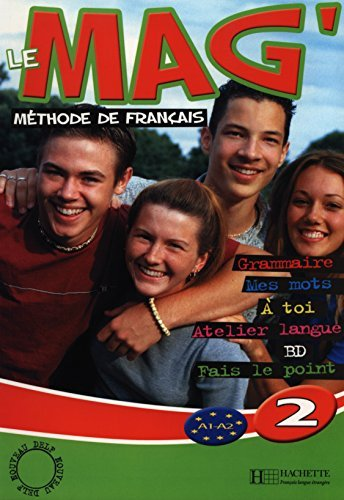 Le Mag' 2: Methode De Francais A1-A2 (French Edition) by Celine Himber (2006-02-28)