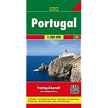 Portugal. 1/500 000
