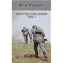 Den Tod vor Augen Teil 1: Einzelkämpfer im Feindesland (German Edition)