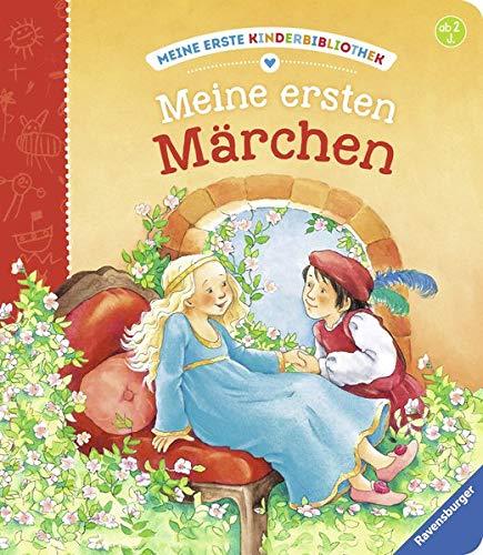 Meine ersten Märchen (Meine erste Kinderbibliothek) - Partnerlink