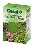 GESAL Concimi Granulari Giardino Prato, Verde, 6,5x6,5x34,5 cm