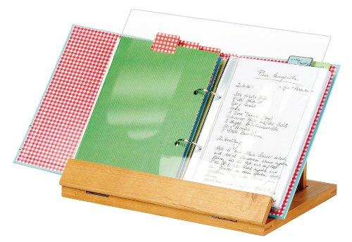 moses. Verlag 80262 Küchenwunder, Kochbuchständer
