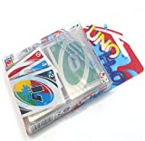 UNO-Karte wasserdichte 108PCS PVC-Karte