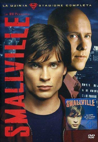 SmallvilleStagione05 [6 DVDs] [IT Import]