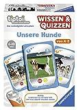 """Ravensburger 00755 - tiptoi Wissen & Quizzen """"Unsere Hunde"""""""