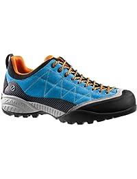 Scarpa Zen Pro Zapatillas de aproximación azure/orang Talla:EU 40,5