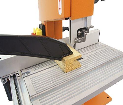 ATIKA Bandsäge Holzbandsäge Holzsäge Tischsäge Säge BS 205 - 2 NEUES MODELL ***NEU*** - 9