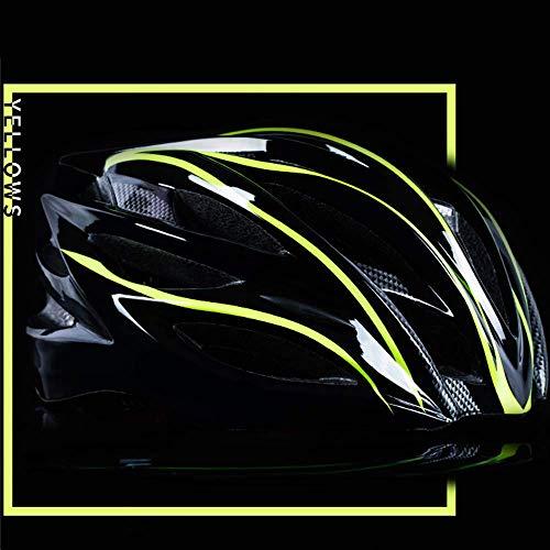GSKTY Fahrradhelm, Head Circumference 55-64CM MTB Helm Erwachsene, Verstellbar Radhelm mit Abnehmbarem Visier und Polsterung, Trekking & City Rennradhelm
