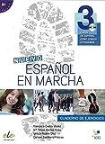 Nuevo Español en marcha 3. Arbeitsbuch mit Audio-CD: Curso de español como lengua extranjera