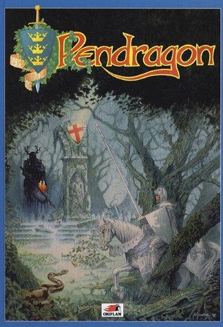 Pendragon : Le jeu de rôle épique dans la Bretagne légendaire