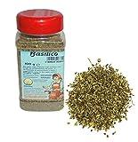 Gr 100Albahaca de hojas de dispensador para condire Pizza Margarita salsas Ensalada Y frittate
