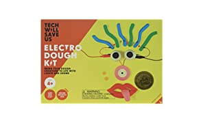 Tech Will Save Us, Electro Dough Kit | Educational STEM Toy, Ages 4 and Up