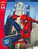 Spider-Man: English Practice (Ages 5 to 6) (Marvel Learning)