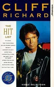 Cliff Richard: The Hit List [VHS]