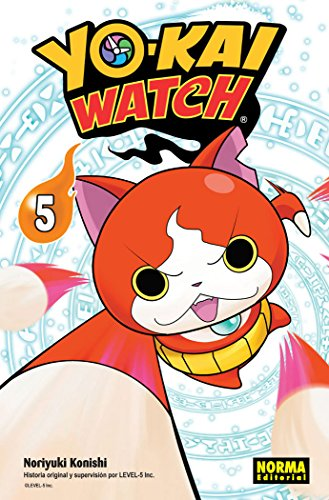 Yo-Kai Watch 5 por Noriyuki Konishi