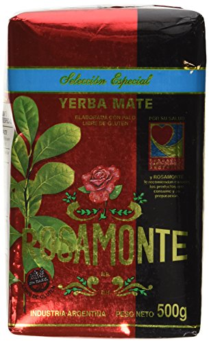 Yerba Mate Rosamonte Especial 500 gr