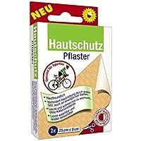 Hautschutz Pflaster 2x 25x5cm waschbar & wiederverwendbar - schmerzloses Entfernen preisvergleich bei billige-tabletten.eu