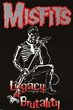 Danzig-Poster, Horror Punk mit Aufschrift