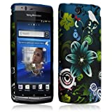 Seluxion - Housse étui coque gel pour Sony Ericsson Xperia Arc / Arc S motif HF09