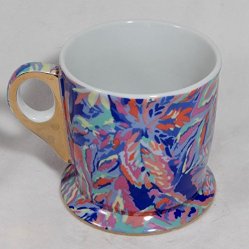 Lilly Pulitzer-muster (Lilly Pulitzer Kaffeetasse mit Sonnenuntergang)