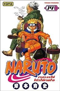 Naruto Edition simple Tome 14