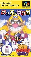 Mario to Wario - Super Famicom - JAP
