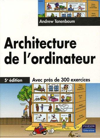 Tanenbaum:VP Arch de L'ord + Cor_p5 par Andrew Tanenbaum