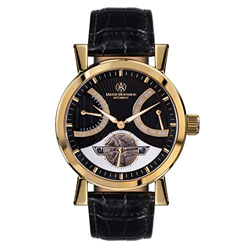Mathis Montabon Montre Automatique Homme Retrograde Date
