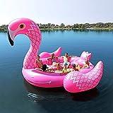 Sommer Neue Pvc Insel Riesigen Einhorn Schwimmende Reihe Aufblasbare Spielzeuge, Flamingo Pfau Super...