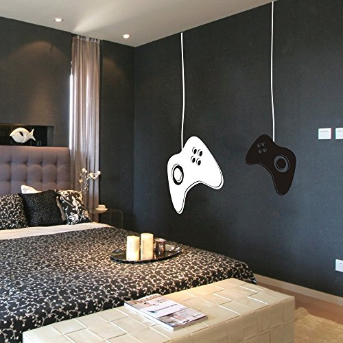 mairgwall-game-controllers-wall-decal-gamer-wall-decal-vinyl-wall-mural-sticker-game-on-decal