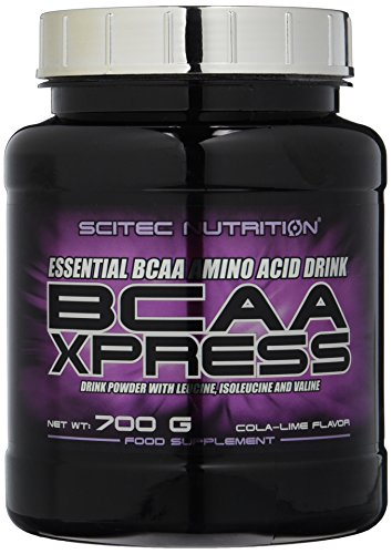 Scitec Nutrition BCAA Express Cola Limette, 1er Pack (1 x 700 g)