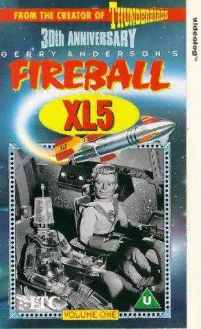 Preisvergleich Produktbild Fireball XL5 [VHS] [UK Import]