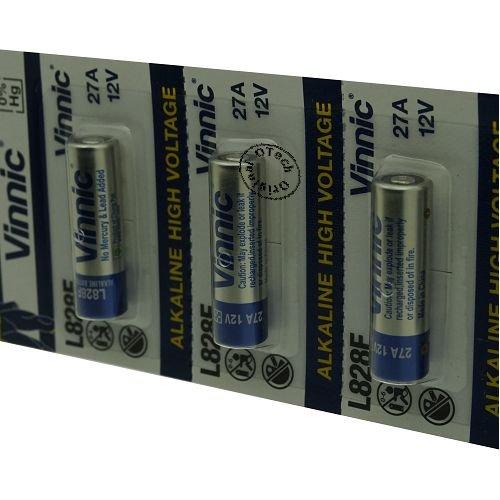 Batterie 27A vinnic Haute Voltage 1 pièces 12v