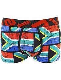 Pomm'poire - Boxer imprimé drapeau Afrique du Sud by Djembé - Homme