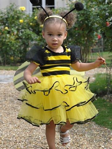 Bumble Bee - Kleinkind Kostüm