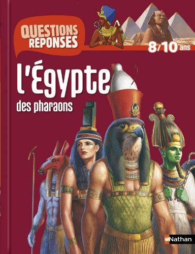 N02 - EGYPTE DES PHARAONS par SANDRINE MIRZA