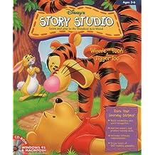 Story Studio Winnie The Pooh & Tigger Too
