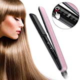 Best Flat Irons For Curly Hairs - Sumlife Hair Straighteners Ceramic Flat Iron Salon Style Review