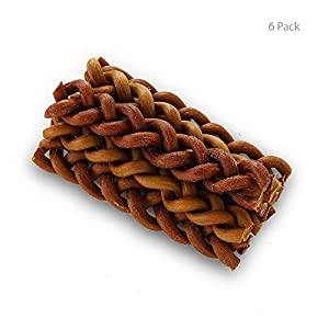PET-SPPTIES-Braided-Bully-Stick-for-Dogs-Natural-Low-Odor-Jumbo-Dog-Dental-Treats-Dog-Chew-Bones-PS017